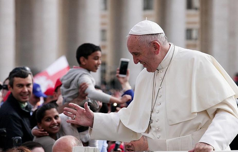 Franciszek zachęca Polaków do wrażliwości
