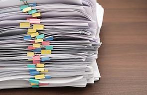 CBA zabezpiecza dokumenty w siedzibie Straży Miejskiej