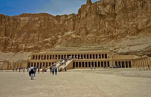 Egipt: Polacy pomogli w odbudowie świątyni Hatszepsut