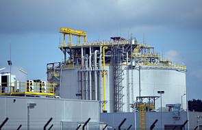 Terminalowi LNG w Świnoujściu nadano imię Lecha Kaczyńskiego