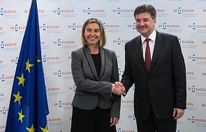 Szefowa unijnej dyplomacji z wizytą w Warszawie