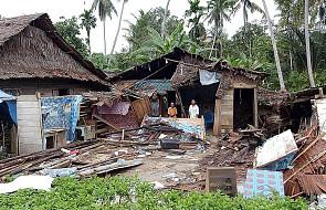 Indonezja: trzęsienie ziemi u wybrzeży Sumatry