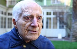 99-letni jezuita laureatem Nagrody Praw Człowieka
