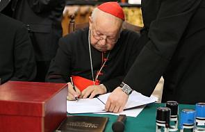 Koniec diecezjalnego etapu procesu beatyfikacyjnego Piotra Skargi SJ