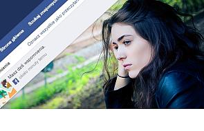 Facebook zna sposób na doła?