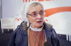 S. Chmielewska o zdrowym trybie życia, kiełbasce i nadwadze