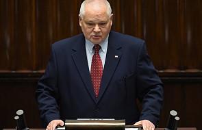 Nowy prezes NBP złożył przysięgę przed Sejmem