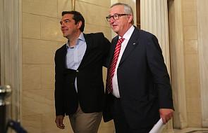 Juncker: Grecja na dobrej drodze do wyjścia z kryzysu