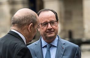 Hollande o utrzymaniu sankcji wobec Rosji
