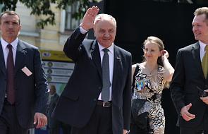 Prezydent Mołdawii wiąże przyszłość swego kraju z UE