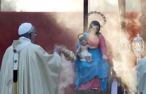 Rzym: kolejna wizyta papieża u Matki Bożej