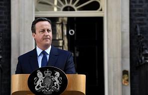 """""""WSJ"""": sukcesy Camerona stały się przyczyną jego porażki"""