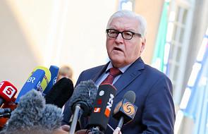 Steinmeier spotka się z szefami SZ państw V4