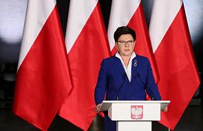 Szydło rozmawiała z Cameronem o prawach Polaków