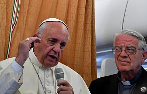 Franciszek: coś jest nie tak z Unią Europejską