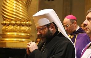 Zwierzchnik grekokatolików potępił incydent w Przemyślu