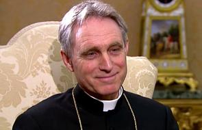 Abp Gänswein o tym, czy Franciszek będzie ostatnim papieżem