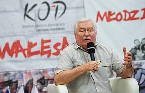 Lech Wałęsa chce włączyć się w działania KOD