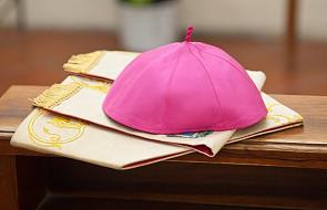 Polski biskup przeniesiony do stanu świeckiego
