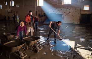 Niemcy: sześć ofiar powodzi w Bawarii