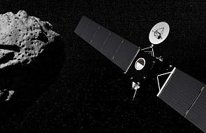 Sonda Rosetta zakończy misję 30 września