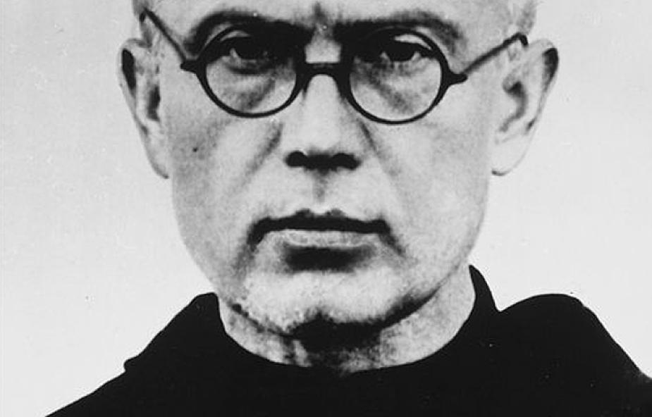 Warszawa: rusza procesja z relikwiami św. Maksymiliana Kolbego
