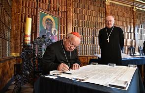 Kard. Dziwisz rozmawiał z papieżem o ŚDM