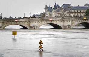 Francja: pomarańczowy alert powodziowy