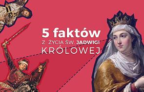 5 niezwykłych faktów z życia św. Jadwigi Królowej