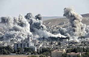 Syria: tysiące cywilów uciekły z miasta przed IS