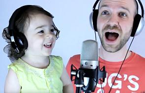 Zobacz teledysk nagrany przez ojca i jego 3-letnią córeczkę [WIDEO]