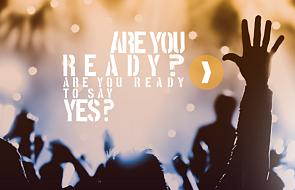 Are you ready to say YES? Rozgrzewka przed ŚDM
