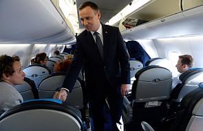 Prezydent Duda przybył do Danii