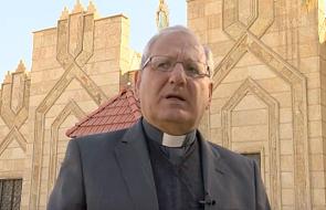 Iracki patriarcha modlił się za muzułmanów