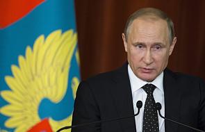 Putin apeluje o zwołanie Rady NATO-Rosja