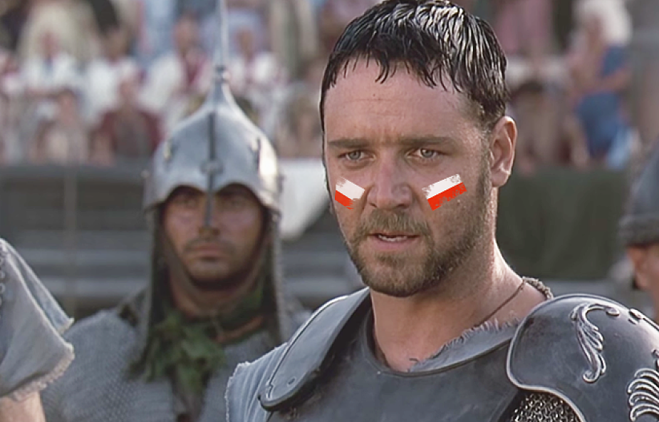 Dlaczego Russell Crowe kibicuje Polakom?