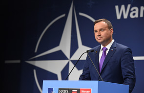 Andrzej Duda o decyzjach szczytu NATO