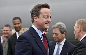 Cameron ostatni raz przewodniczył posiedzeniu rządu
