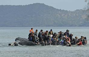 Grecja: czterech migrantów utonęło u wybrzeży Lesbos