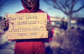 Kanada: biskup jak bezdomny żebrak