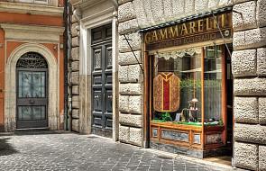 """Rzym: zmarł Annibale Gammarelli - """"papieski krawiec"""""""