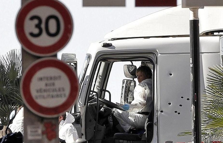 Prokurator: w Nicei zginęły 84 osoby, w tym 10 dziec
