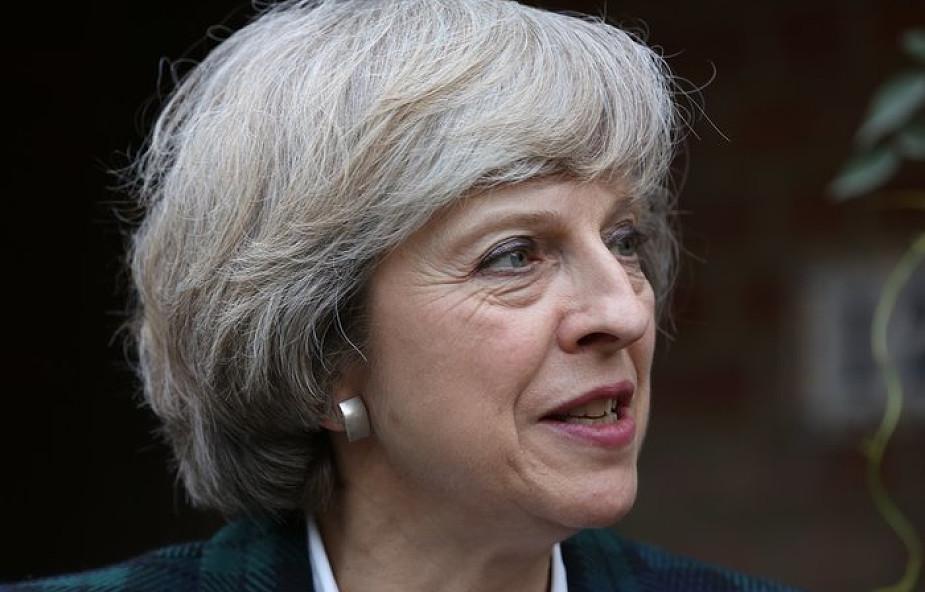 Premier Wielkiej Brytanii potępiła atak w Nicei