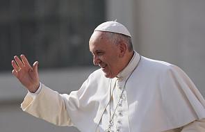 Rower darem dla papieża Franciszka