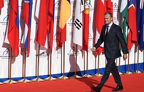 Liderzy Europy o poszanowaniu ładu międzynarodowego