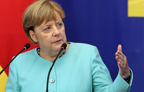 Merkel: Niemcy stoją u boku Francji