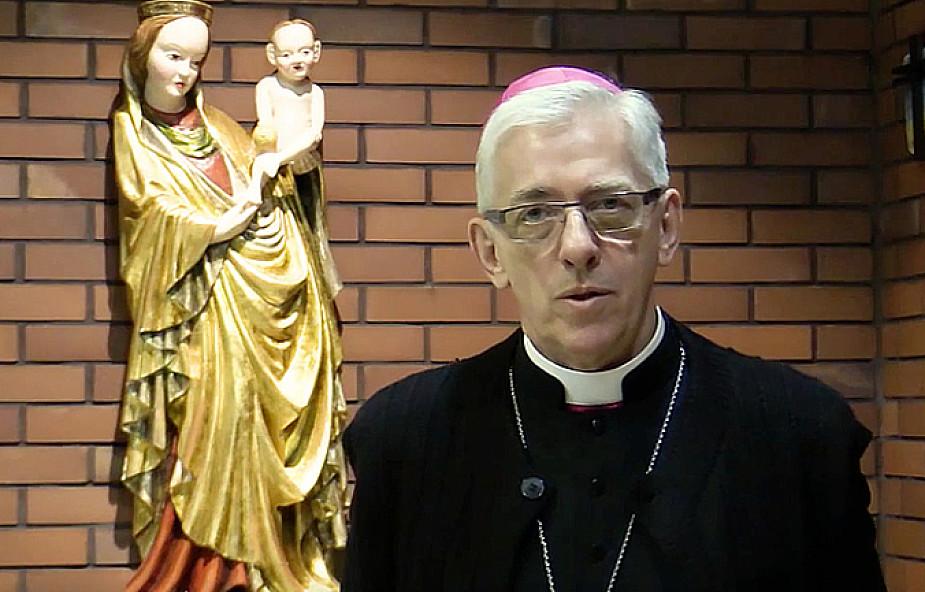 Abp Wiktor Skworc po zamachu w Nicei