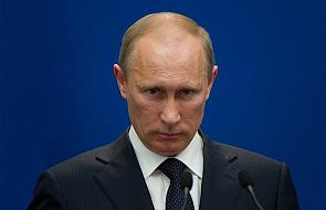 """Putin życzy Erdoganowi """"powrotu do stabilności"""""""