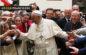 """Papież Franciszek to """"koniec świata"""""""