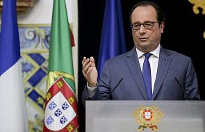 Hollande: Europa musi się zjednoczyć w tej kwestii